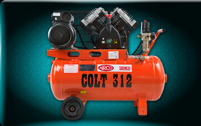 Colt 312 Air Compressor 10 Amp