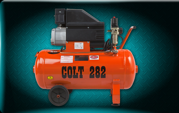 Colt 282 Air Compressor 10 Amp